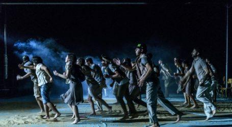"""""""Το ταξίδι"""", μια δωρεάν παράσταση στην Εφηβική Σκηνή του Εθνικού, με έφηβους πρόσφυγες"""