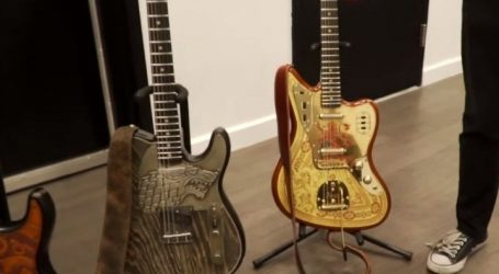Τρεις «Game of Thrones» κιθάρες από τη Fender