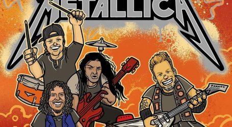 Οι Metallica κυκλοφορούν παιδικό εικονογραφημένο βιβλίο