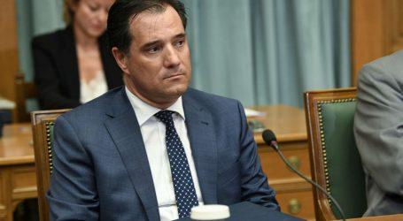 Γεωργιάδης: Δεν θα επιτρέψουμε εναρμονισμένες πρακτικές τραπεζών