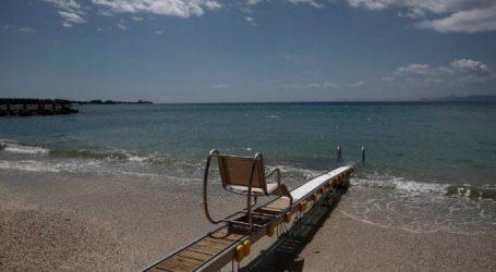 Άλιμος: Εγκαίνια της εγκατάστασης μηχανισμού αυτόνομης πρόσβασης των ΑΜΕΑ