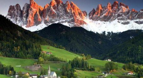 Kλιματική αλλαγή: Οι Άλπεις μπορεί να μείνουν σχεδόν χωρίς καθόλου πάγους έως το 2100