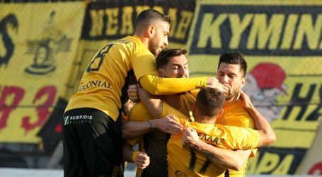 Football League | Αύξησε τη διαφορά ο Άρης