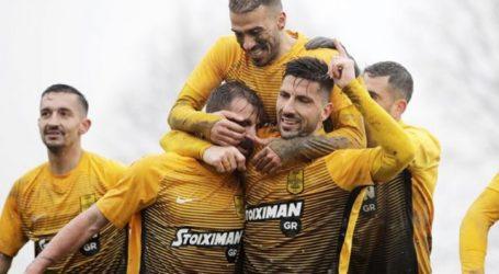 Football League | Πέρασε αλώβητος από την Πάτρα ο Άρης (vid)