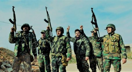 Ιντλίμπ: Ο συριακός στρατός εξόντωσε 6.000 μαχητές
