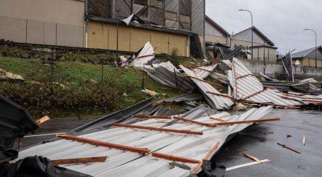 Καταιγίδα Έλσα: Οκτώ νεκροί σε Ισπανία και Πορτογαλία