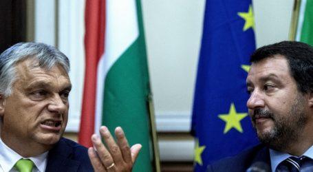 'Ορμπαν – Σαλβίνι: Αν κερδίσει η Αριστερά, η Ευρώπη θα γίνει ισλαμικό χαλιφάτο