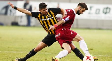 "Super League | ""Κόλλησε"" στη Λάρισα η ΑΕΚ"