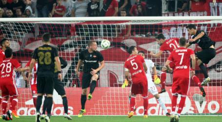 Ολυμπιακός- ΑΕΚ 0-0 | Λευκή ισοπαλία και ραντεβού στο ΟΑΚΑ