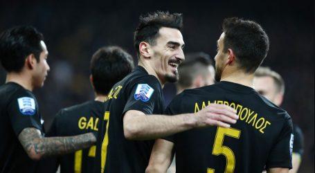Super League | Ετοιμάζεται για τη φιέστα στη Ριζούπολη η ΑΕΚ