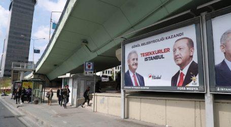 Το AKP θα προσφύγει κατά των αποτελεσμάτων της ψηφοφορίας στην Κωνσταντινούπολη