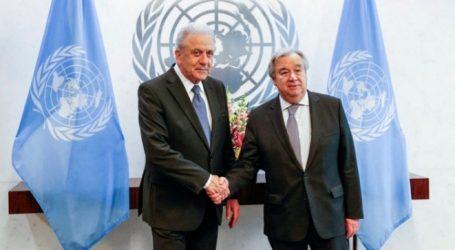 Η συνεργασία ΕΕ-Ηνωμένων Εθνών για μετανάστευση-ασφάλεια στη συνάντηση Αβραμόπουλου-Γκουτέρες