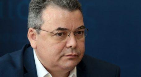 Ο Γ. Αγγελόπουλος προϊστάμενος του Γραφείου του Πρωθυπουργού στη Θεσσαλονίκη