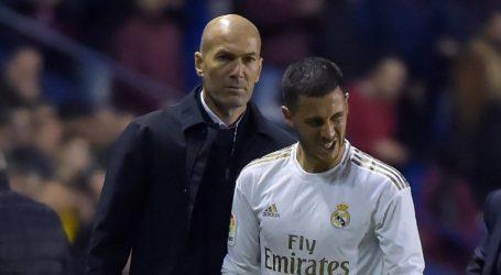 Ρεάλ Μαδρίτης: Νέος τραυματισμός Αζάρ στον αστράγαλο