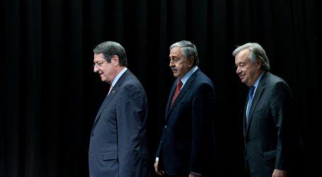Κυπριακό: Απόψε η κρίσιμη τριμερής – Συγκρατημένη αισιοδοξία