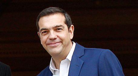 Στη Θεσσαλονίκη ο Τσίπρας για την τετραμερή Σύνοδο Κορυφής