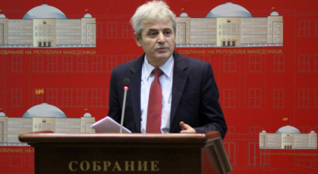 Αχμέτι: Η πΓΔΜ έχει πολύ πιο σημαντικά πράγματα από τις πρόωρες κοινοβουλευτικές εκλογές