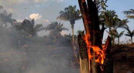 Μαίνονται οι πυρκαγιές στον Αμαζόνιο – Δέχεται ο Μπολσονάρου τη διεθνή βοήθεια μόνο αν ο Μακρόν αποσύρει τις προσβολές