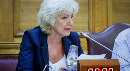 Αναγνωστοπούλου: Η ΝΔ αποκρύπτει ότι οι δικές της πολιτικές «τσάκισαν» τη μεσαία τάξη