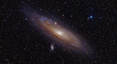 Η Ανδρομέδα έχει περίπου ίδιο μέγεθος με τον δικό μας γαλαξία