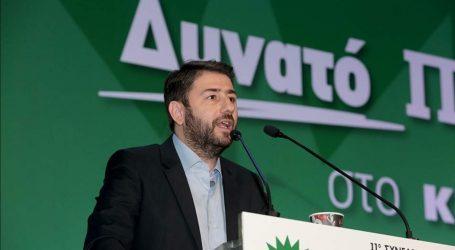 Ανδρουλάκης κατά Γεννηματά: «Δεν είναι αντάξιο της ιστορίας του ΠΑΣΟΚ το συνέδριο»