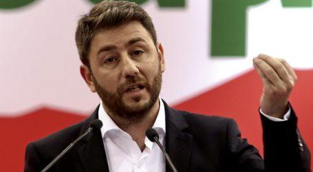 Ανδρουλάκης: Η Δημοκρατική Παράταξη δεν εκφράστηκε ποτέ από ένα κόμμα χαμηλών προσδοκιών
