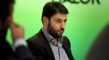 """Ανδρουλάκης: Πρόταση""""χαρακίρι"""" της ΝΔ για το προσφυγικό η συμπερίληψη του Έβρου στη συμφωνία ΕΕ-Τουρκίας"""