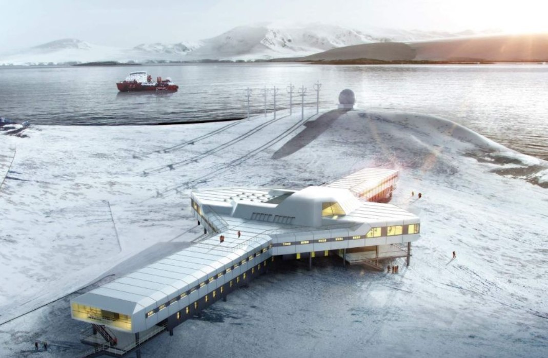 Βραζιλία: Εγκαινιάστηκε νέα βάση έρευνας στην Ανταρκτική