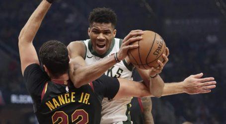 NBA: Παίκτης του μήνα ο Γιάννης Αντετοκούνμπο (vid)