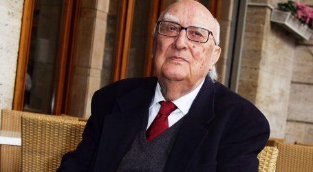 Πέθανε στα 93 του χρόνια ο συγγραφέας Αντρέα Καμιλιέρι