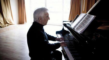 Βλαντιμίρ Ασκενάζι: «Η απόλαυση της μουσικής εμπλουτίζει τη ζωή του ανθρώπου»