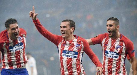 """Η Ατλέτικο """"πάτησε"""" τη Μαρσέιγ και κατέκτησε το Europa League"""