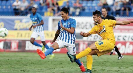 Super League | Εξασφάλισε την Ευρώπη ο Ατρόμητος