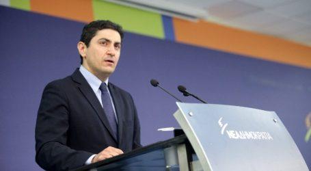 Σύσκεψη Αυγενάκη με την Ο.Ε. των Μεσογειακών Παράκτιων Αγώνων «Πάτρα 2019»