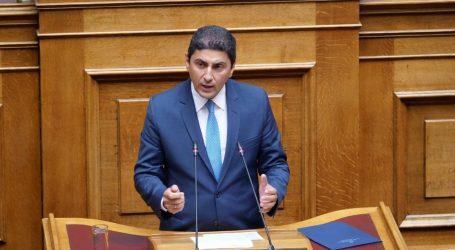 Αυγενάκης: Δεν προβλεπόταν σύμφωνη γνώμη της Επιτροπής Μορφωτικών για τον ορισμό μελών στην ΕΕΑ