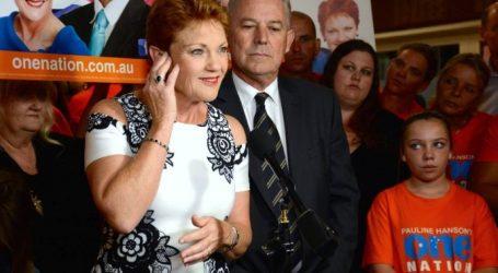 """Αυστραλία: Υποχώρησε στο 4% το ποσοστό του ακροδεξιού """"Ένα Έθνος"""""""