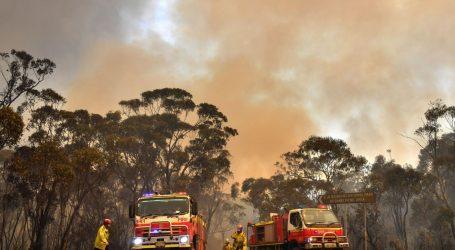 Οι καπνοί από τις πυρκαγιές στην Αυστραλία έφθασαν πάνω από Χιλή και Αργεντινή