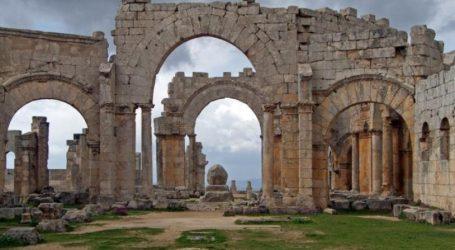 Αφρίν: Τουρκικά αεροπλάνα βομβάρδισαν μνημείο παγκόσμιας κληρονομιάς
