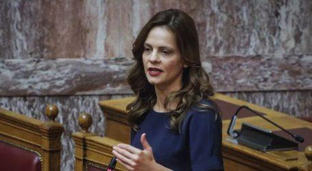 Αχτσιόγλου: Θα προστατέψουμε τις κατακτήσεις και θα στηρίξουμε τις διεκδικήσεις του κόσμου της εργασίας