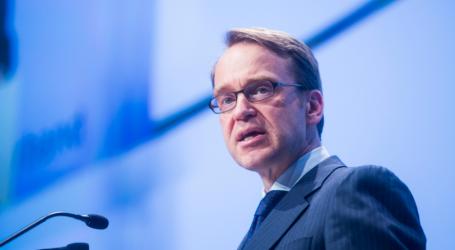 Βάιντμαν: Η ευρωζώνη δεν είναι ακόμα θωρακισμένη απέναντι στις κρίσεις