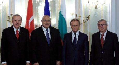 Ο Μπορίσοφ ενημέρωσε τον Αναστασιάδη για την Ευρωτουρκική Σύνοδο