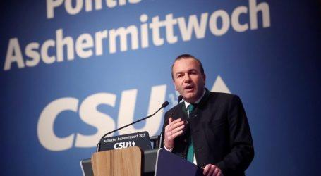 Ο Βέμπερ οραματίζεται μια ΕΕ βασισμένη στις χριστιανικές αξίες, χωρίς την Τουρκία