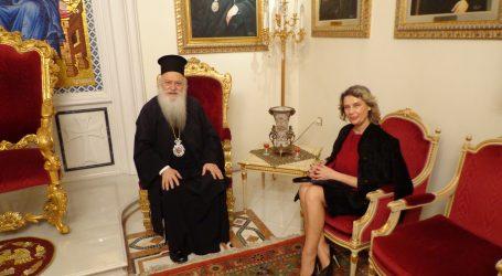 Οι σχέσεις Εκκλησίας-Πολιτείας στη συνάντηση Παπακώστα με Μητροπολίτη Βέροιας