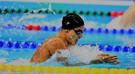 Πρωταθλητής Ευρώπης στα 200μ. πεταλούδα ο Βαζαίος