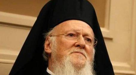 Aποτροπιασμό του για τις τρομοκρατικές επιθέσεις στη Σρι Λάνκα, εκφράζει ο Οικουμενικός Πατριάρχης Βαρθολομαίος