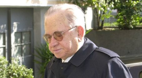 Πέθανε σε ηλικία 90 ετών ο Βασίλης Κόκκινος