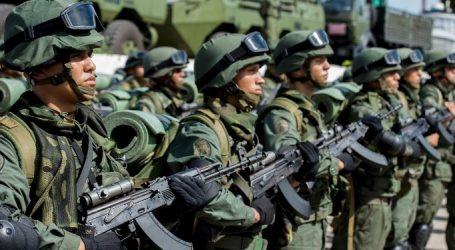 """Βενεζουέλα: Σε """"επαγρύπνηση"""" ο στρατός για την αποτροπή παραβιάσεων των συνόρων"""
