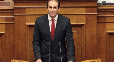 Βεσυρόπουλος: Μείωση φοροδιαφυγής και άμεση επιστροφή φόρου στους συνεπείς