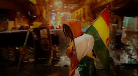 Βολιβία   Οδοφράγματα και επεισόδια – Οι πραξικοπηματίες αδυνατούν να ορίσουν κυβέρνηση – Στο Μεξικό ο Μοράλες