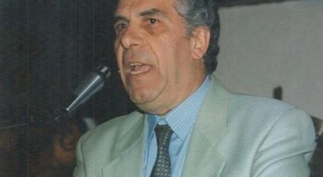 Πέθανε ο πρώην βουλευτής της ΝΔ Τάκης Βουδούρης